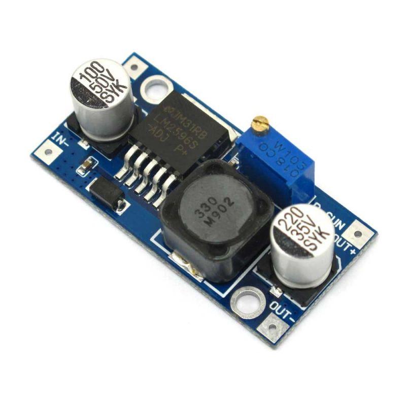 Omezovač napětí (1.5V - 35V) lm2596