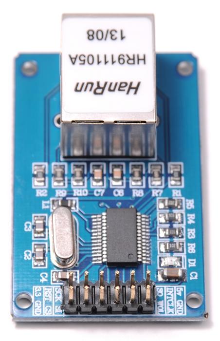 Mini Ethernet modul HR911105A pro Arduino