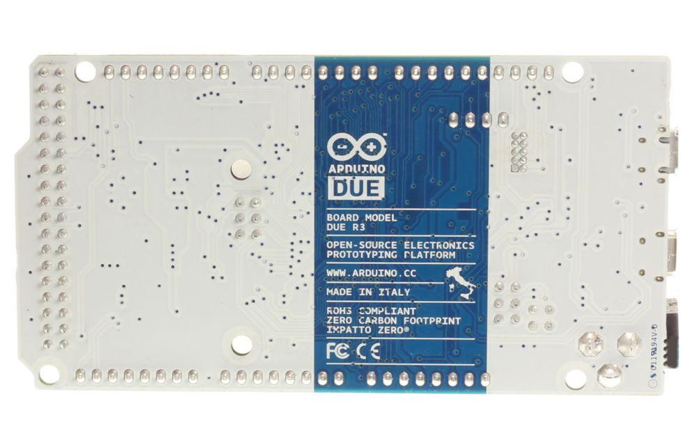 Arduino Due - 84Mhz a USB Host (klon)