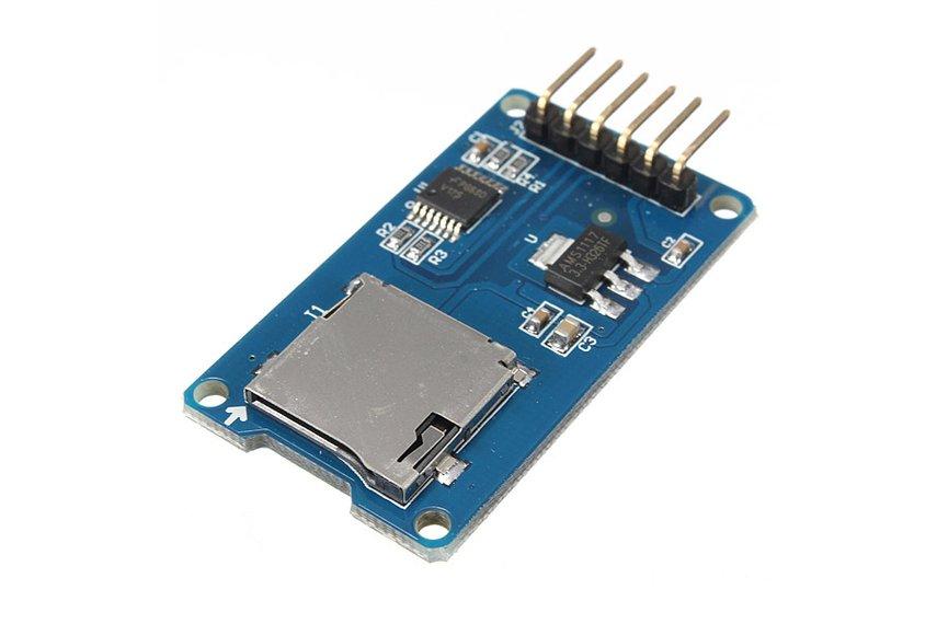 microSD Card modul pro Arduino (TF card)