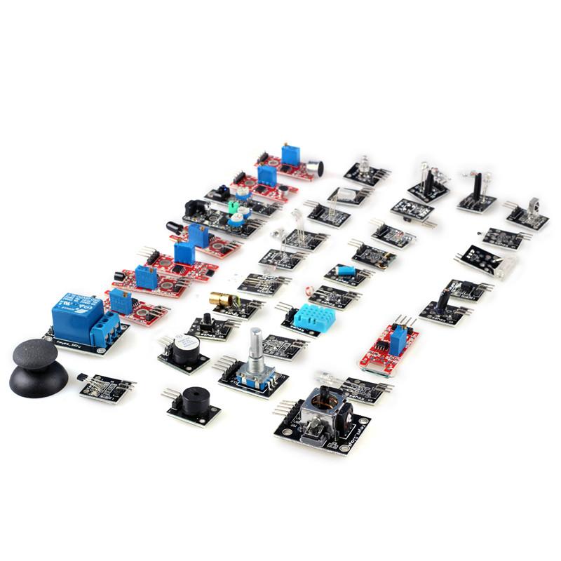 Sada senzorů 37 v 1 pro Arduino (v krabičce)
