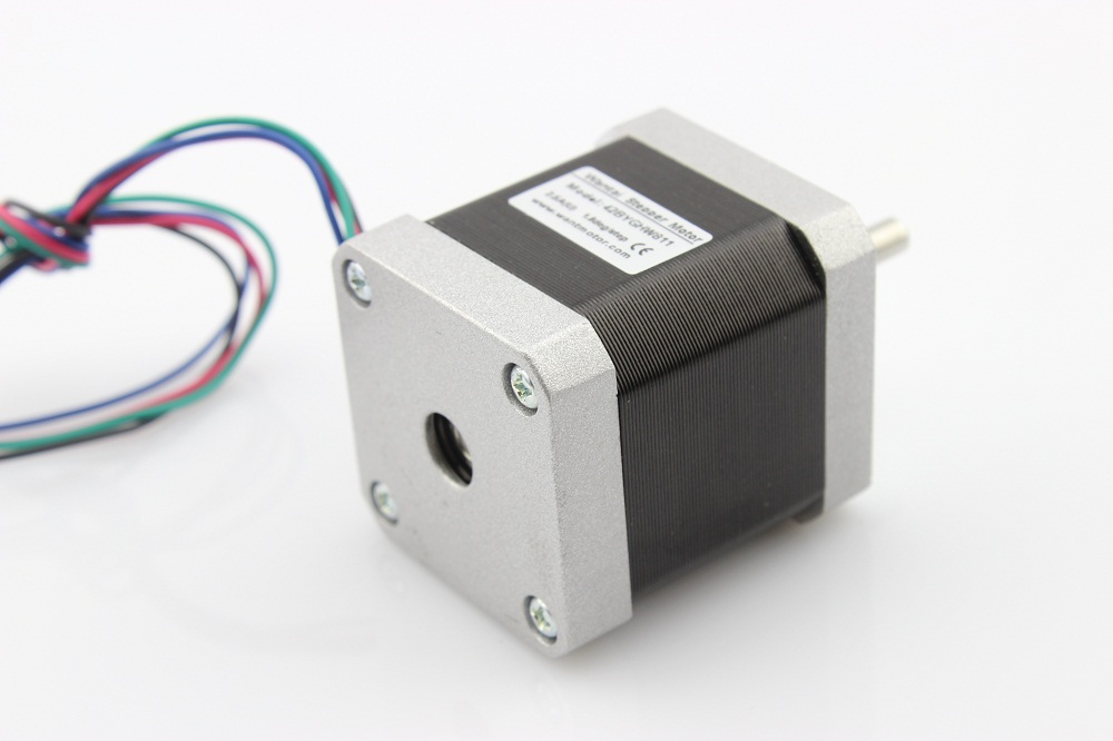 Krokov motor nema 17 48mm p telsk ceny for Nema 17 stepper motor datasheet