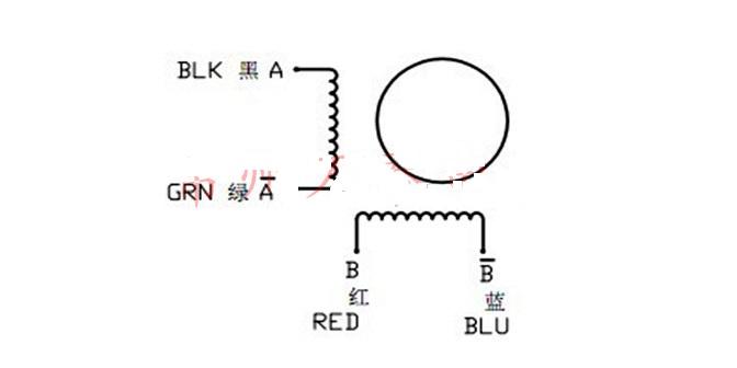 Krokový motor - NEMA 17 - 48mm