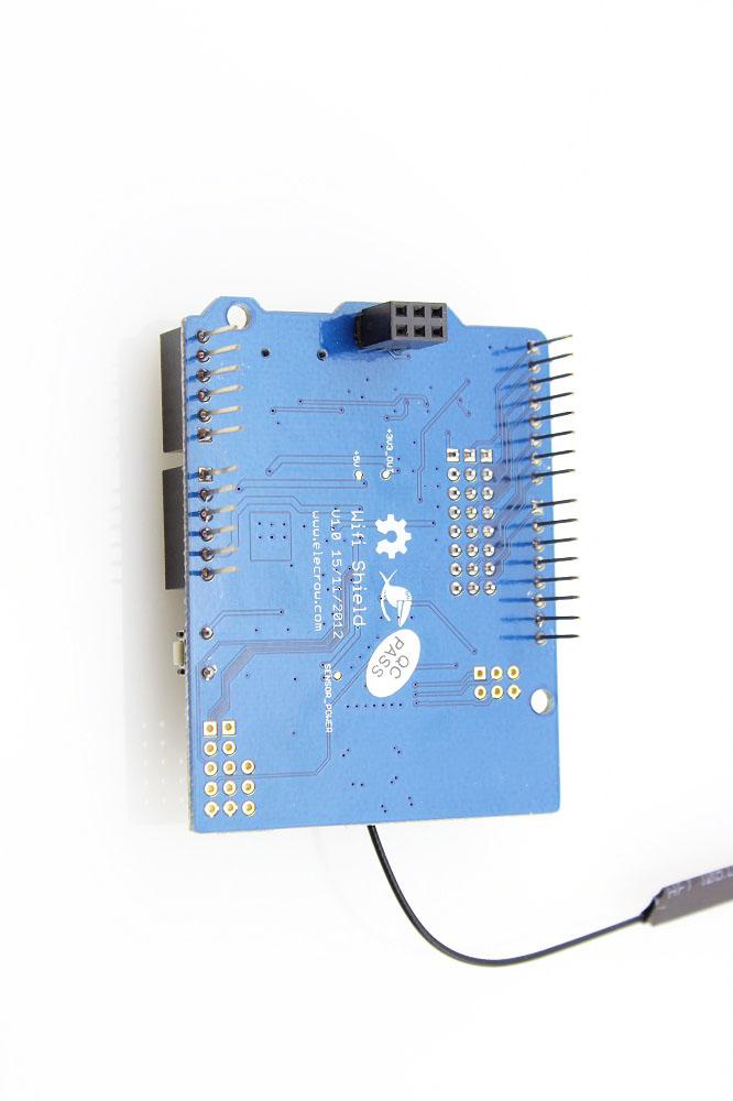 WIFI Shield pro Arduino