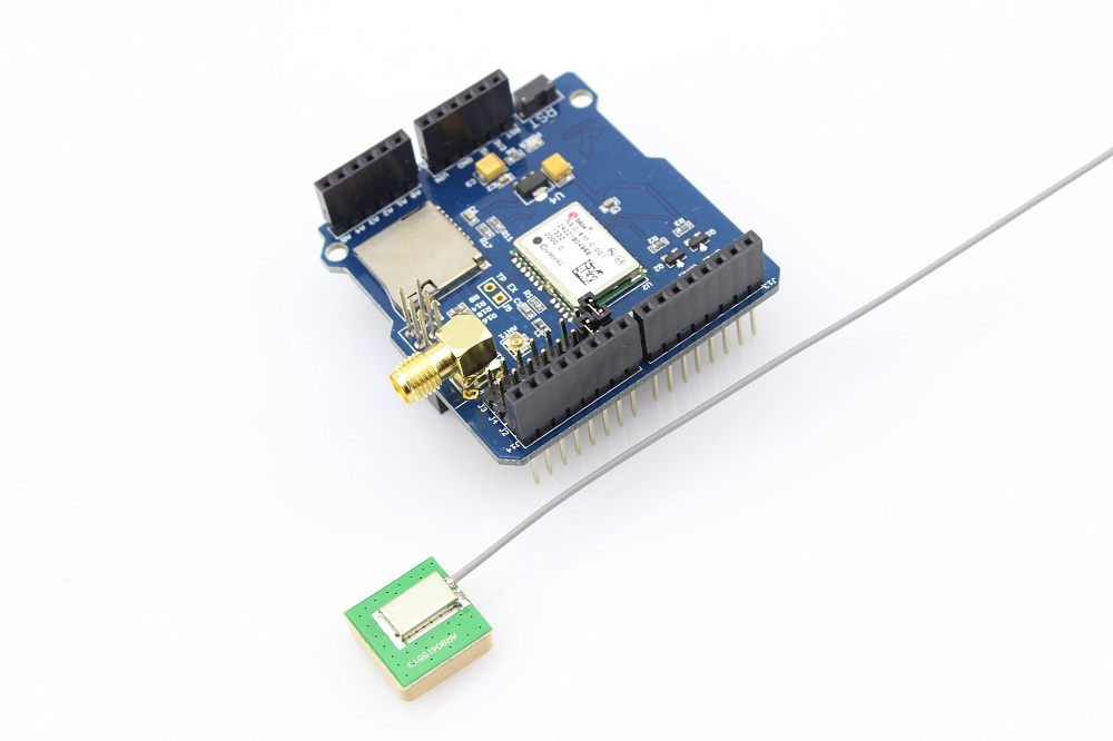 GPS pro Arduino včetně antény