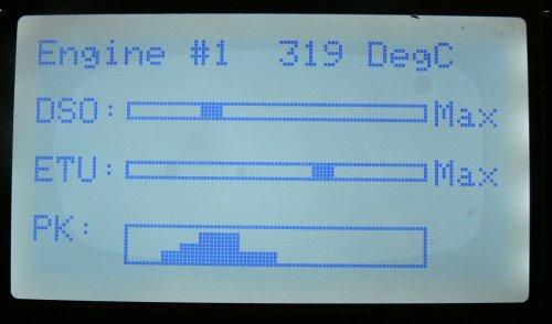 Převodník pro displej 128x64 s I2C a Serial portem