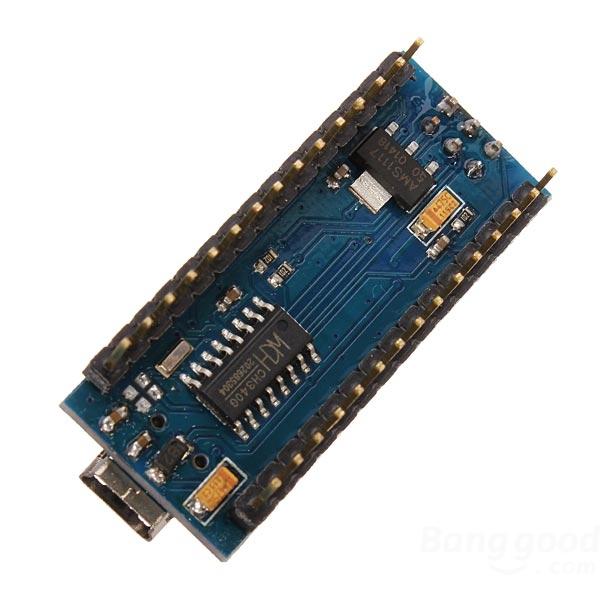 SanDuino Nano v.3.0 - Klon (CH340) + USB kabel