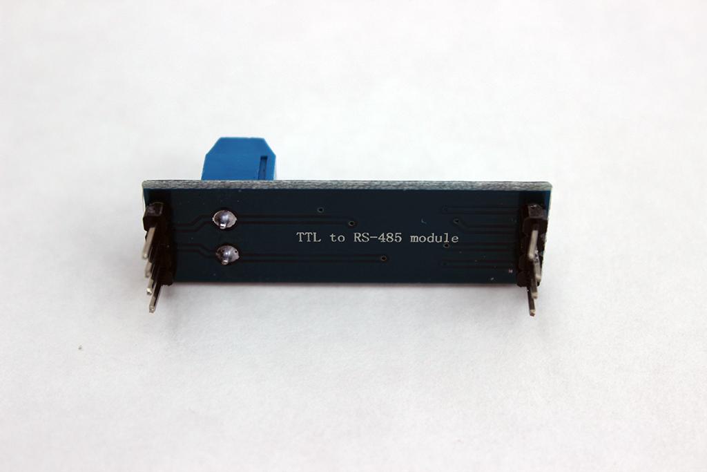Převodník RS-485 na TTL (MAX485)