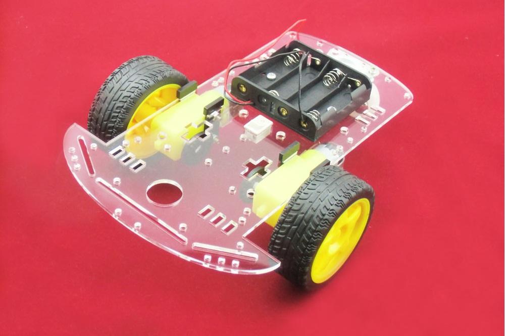 Podvozek pro chytrého robota (Best)