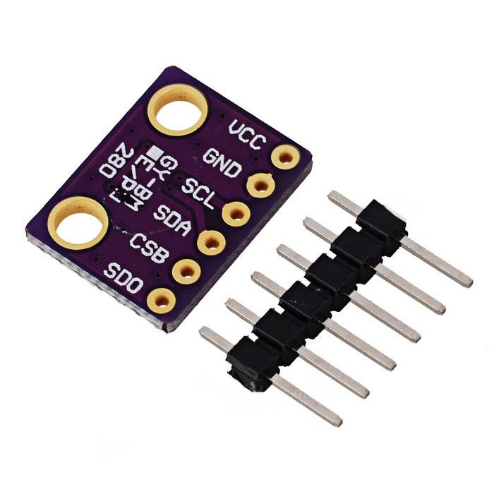 Digitální senzor BMP280 (teplota, barometrický tlak)