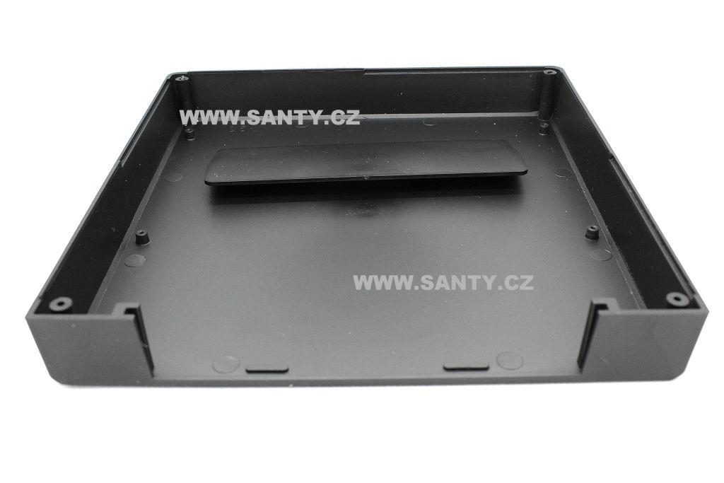 Krabička S602 (220x220x60mm) černá