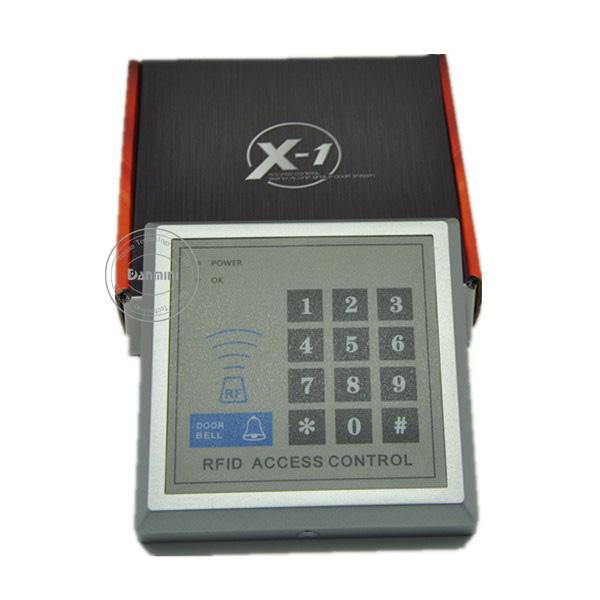 Přístupový modul RFID pro 250 uživatelů