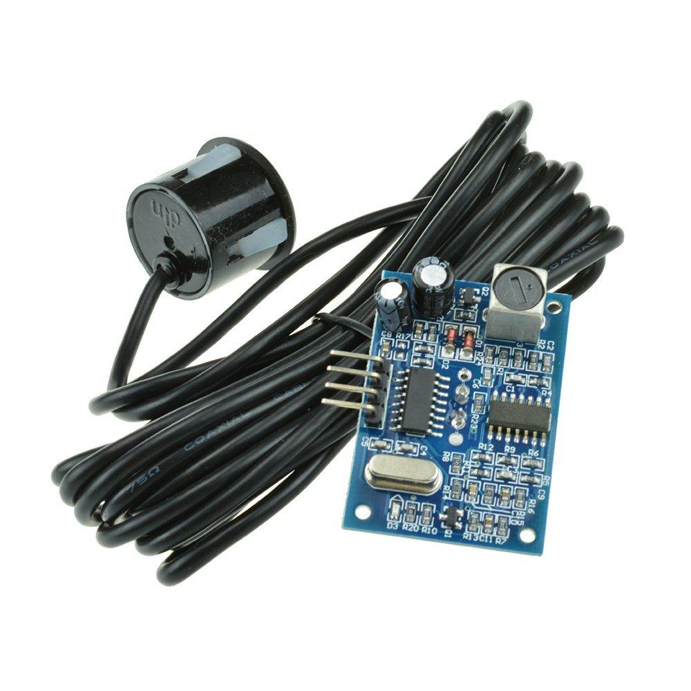 Vodotěsný ultrazvukový senzor vzdálenosti AJ-SR04M