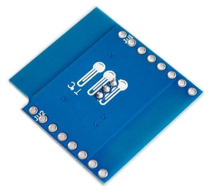 DS18b20 shield - WeMos D1 mini