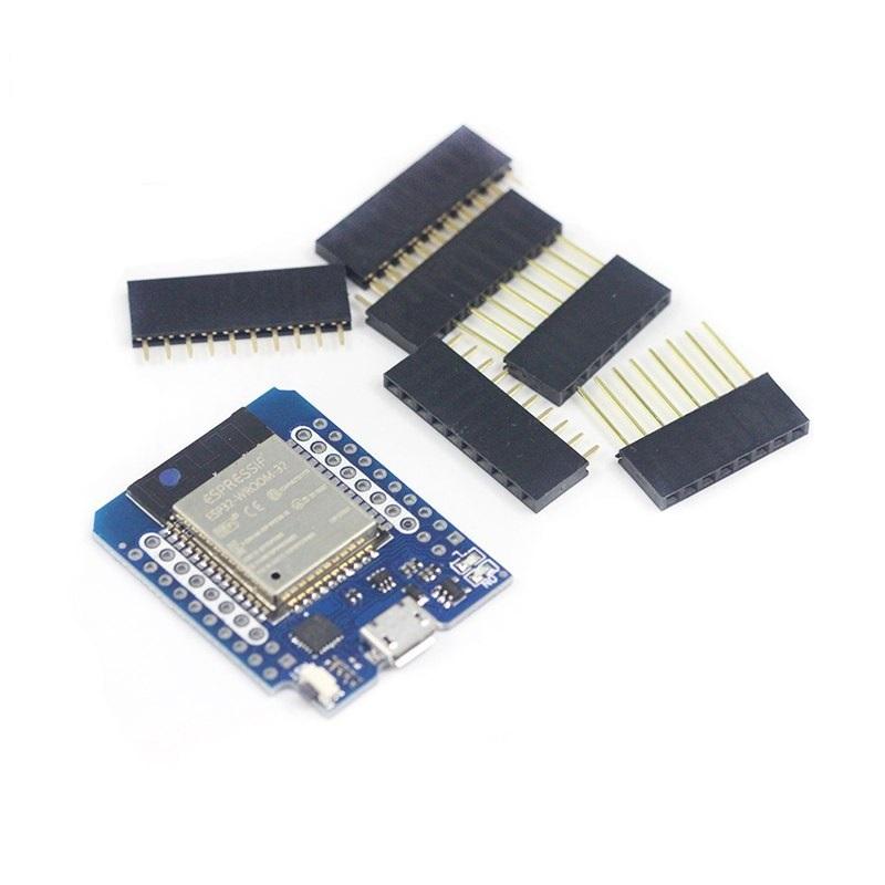 Mini ESP-32S ESP32 Board 2.4GHz Dual-Mode WiFi+Bluetooth