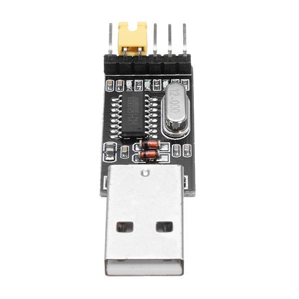 Převodník úrovní USB na TTL (CH340) 5v 3.3v - 6pin