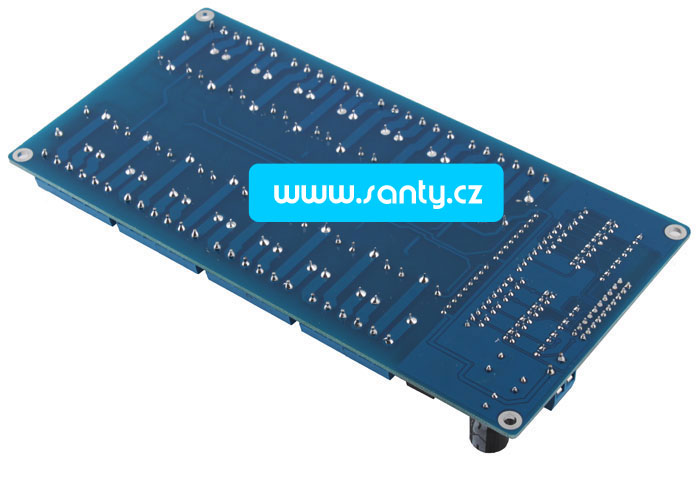 Relé modul 16x 12V pro Arduino