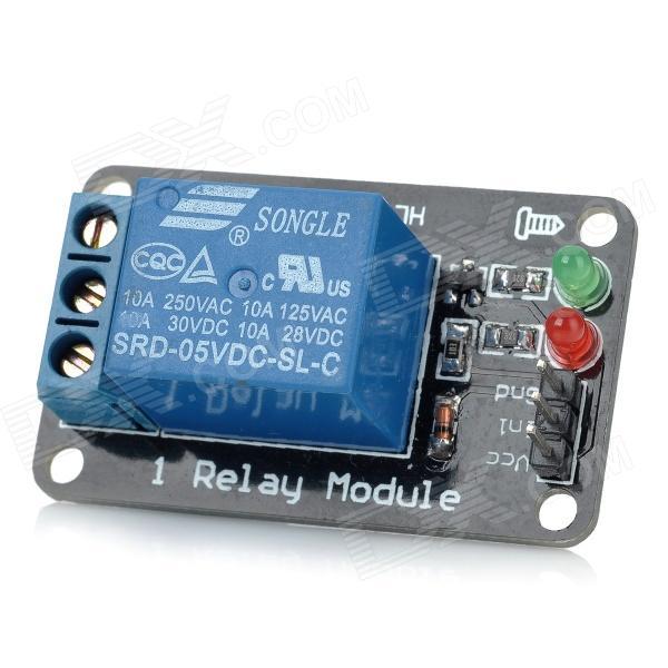 1x Relé modul 5V pro Arduino