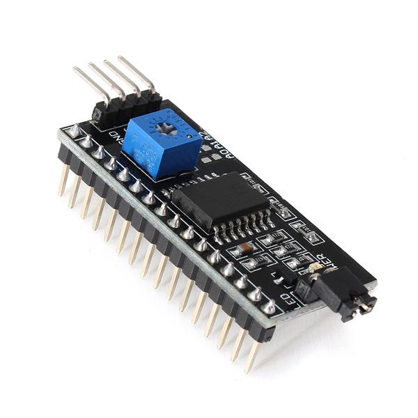 i2C převodník pro LCD displej 16x2 a 20x4