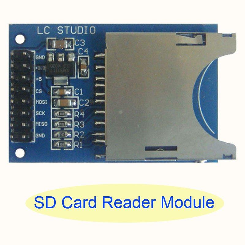 SD Card modul pro Arduino