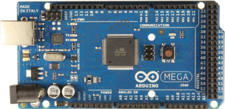 Arduino Mega 2560 R3 (klon) + USB kabel