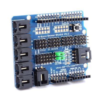 Arduino senzor shield (v4.0)