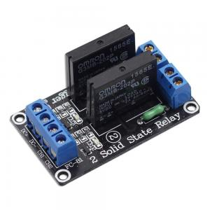 2X Solid State Relay Module (2A)