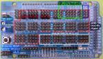 Arduino Mega Senzor Shield v2.0