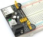 Napájecí modul pro breadboard a pro Arduino
