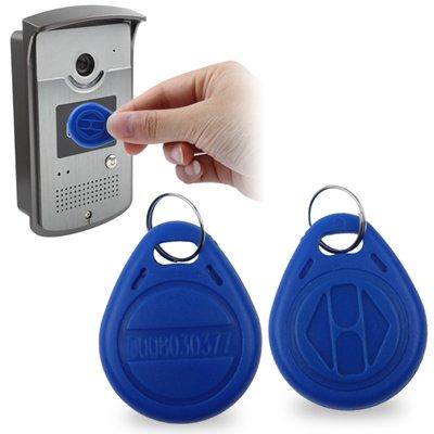 Náhradní klíč-čip pro RFID čtečku.