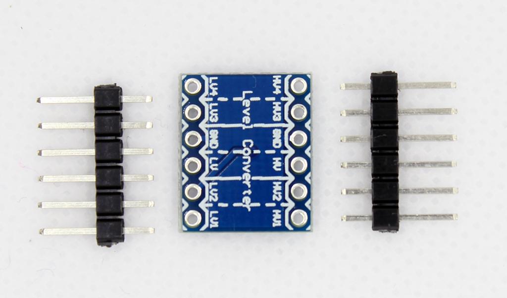 I2C UART SPI Level konvertor 3V - 5V (4 way)