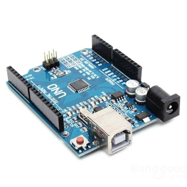 UNO R3 - CLON 100% + USB kabel