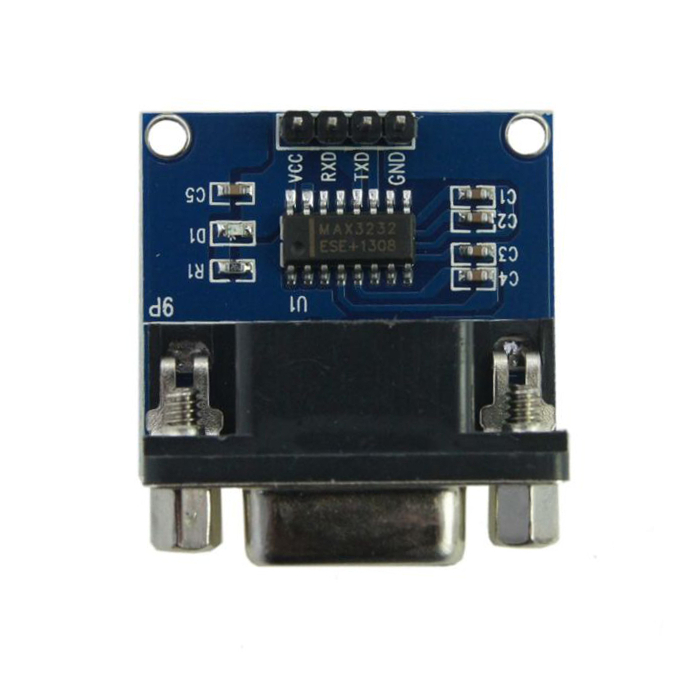 RS232-TTL převodník (MAX3232)