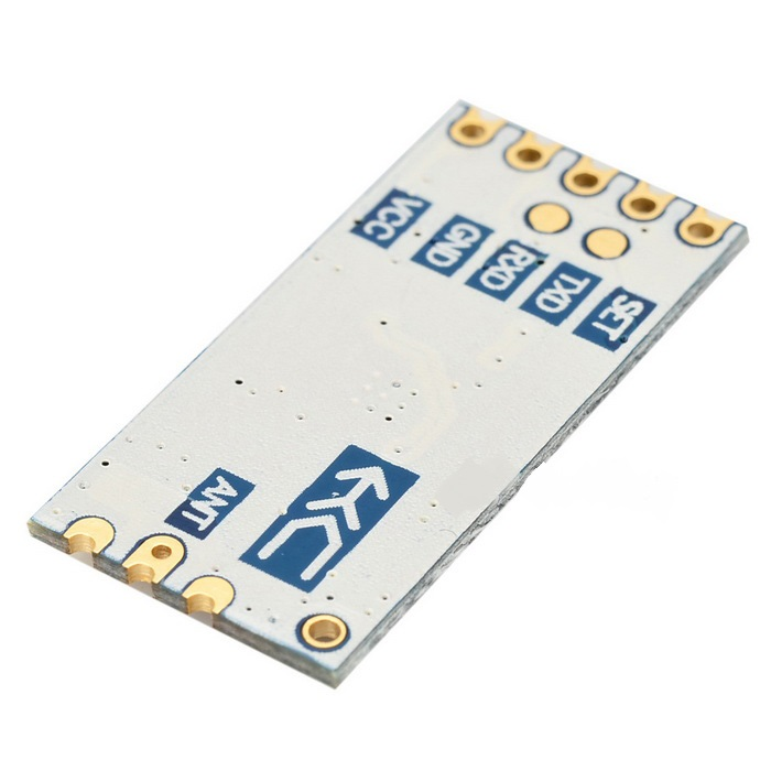 433Mhz HC-12 SI4463 bezdrátový seriový modul