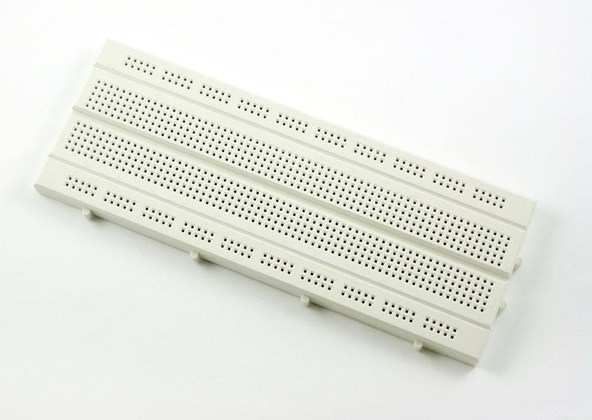 BreadBoard 840 kontaktů (zkušební deska) MB102