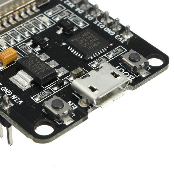 Modul ESP-32S ESP32 Board 2.4GHz Dual-Mode WiFi+Bluetooth