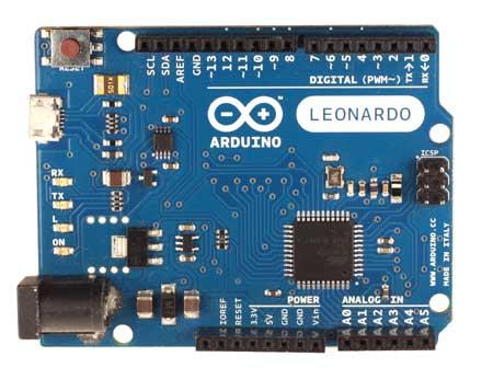 Arduino Leonardo - bez kabelu