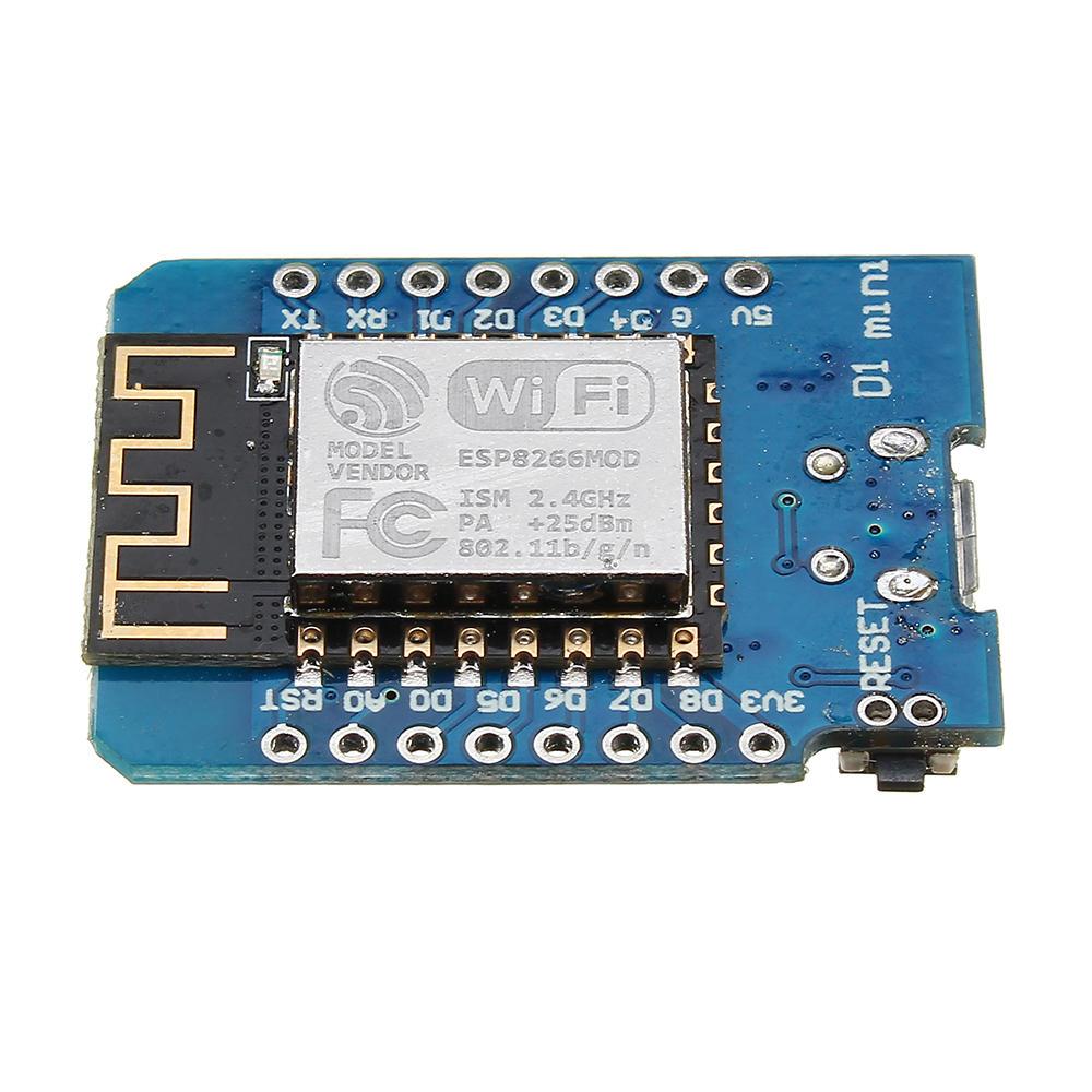 Wemos D1 mini (ESP8266, ESP 8266EX)