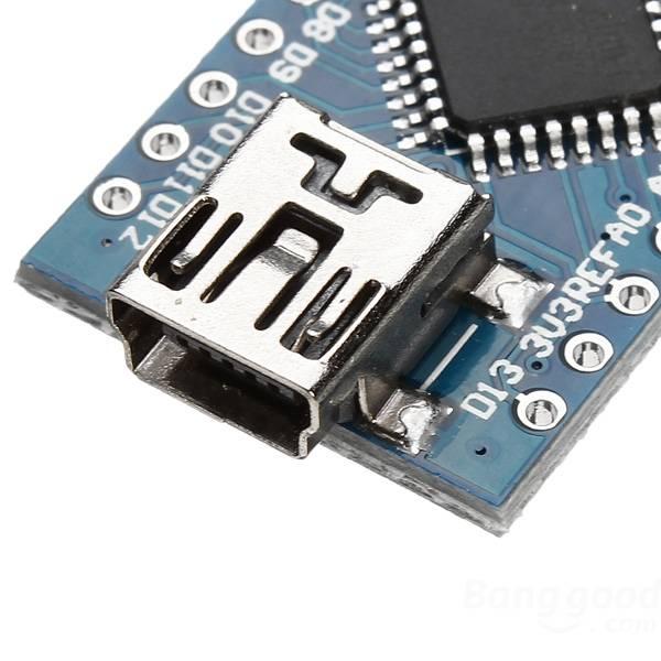 Arduino Nano v.3.0 - Klon bez USB kabelu