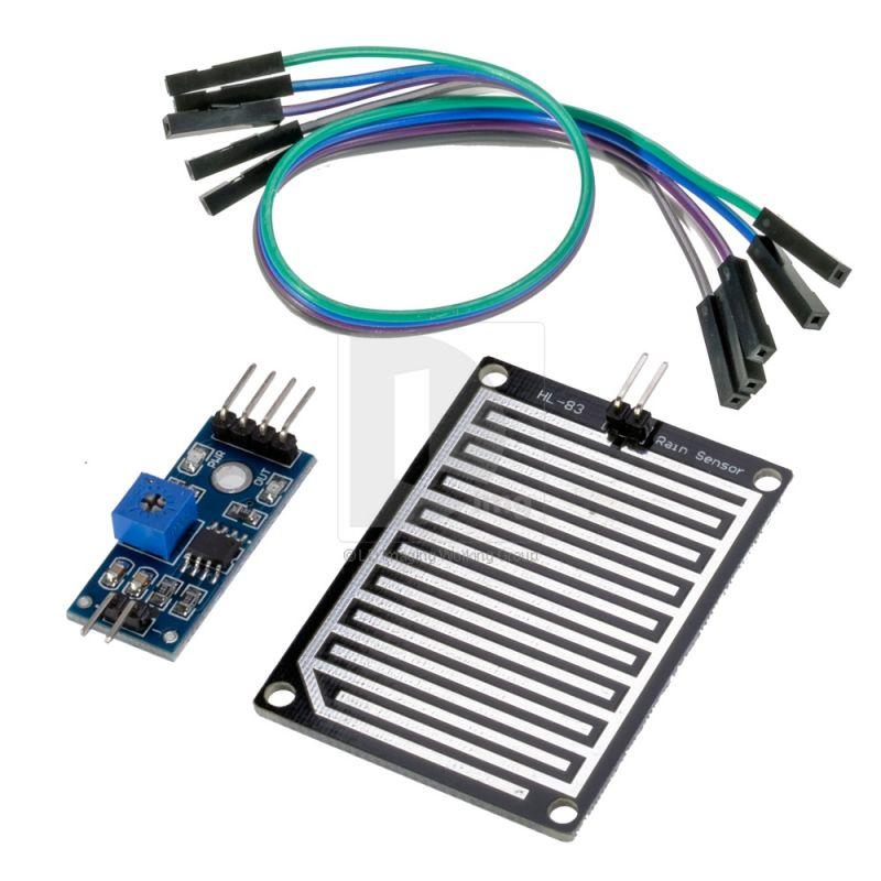 Dešťový senzor pro Arduino