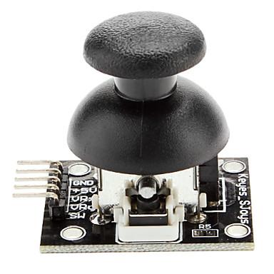 Modul joysticku s integrovaným tlačítkem (pro Arduino, apod)