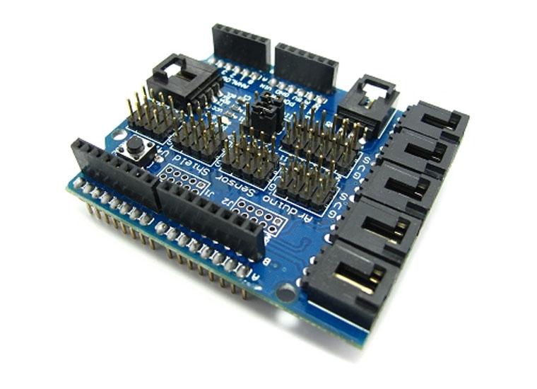 Arduino senzor shield (v4.0)