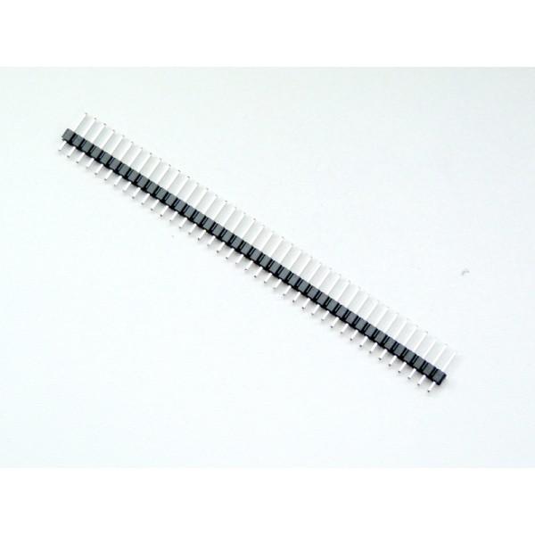 Pin lišta 1x40 pinů - samec